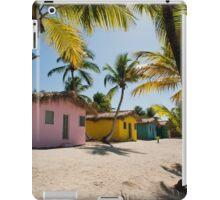 a colourful Dominican Republic landscape iPad Case/Skin