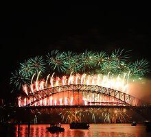 Sydney Fireworks 2009-2010 p9 by Tim Beasley