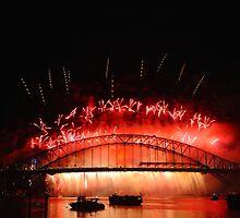 Sydney Fireworks 2009-2010 p12 by Tim Beasley