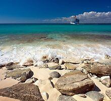 a colourful Dominican Republic landscape by beautifulscenes