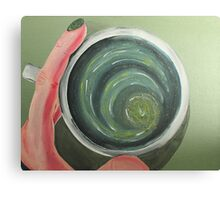 Cosmic Latte Canvas Print