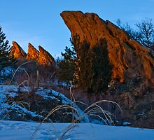 Roxborough State Park by John Anderson