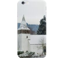 St Peter's in the Snow iPhone Case/Skin