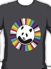 rainbow panda T-Shirt