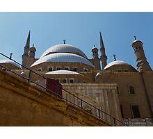 Mosque of Salah al-Din Photographic Print