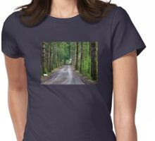 Private Property Womens Fitted T-Shirt