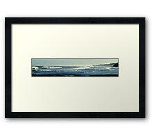 Sea Spray 3 Framed Print
