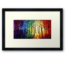 The Path to Enlightenment Framed Print