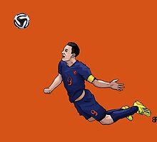 Flying Dutchman by Ben Farr