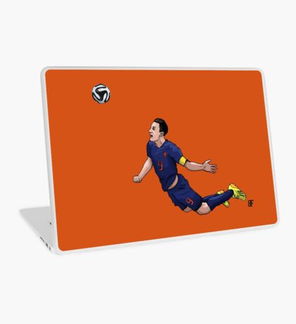 Flying Dutchman Laptop Skin
