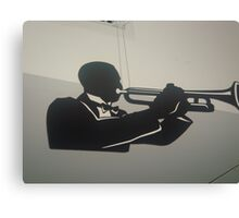 Louis Armstrong...... Canvas Print