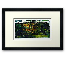 My Mountains #5 Framed Print