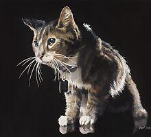 """""""Truffles"""" Watercolor by Paul Jackson"""