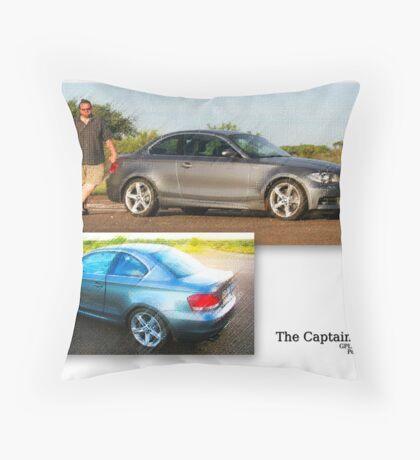 Captains' Craft Throw Pillow
