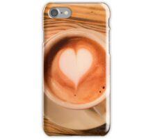 Heart Coffee iPhone Case/Skin