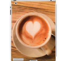 Heart Coffee iPad Case/Skin