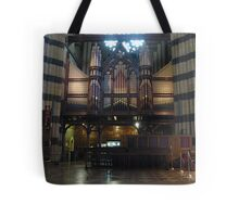 Organ Pipes Tote Bag