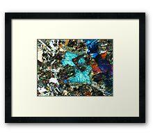 532 Framed Print