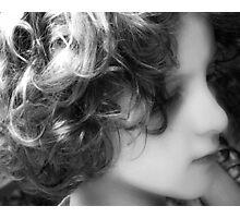 ilaria2010bn2 Photographic Print
