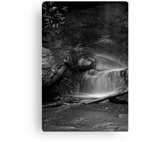 Fairy Falls, Lawson - detail Canvas Print