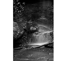 Fairy Falls, Lawson - detail Photographic Print
