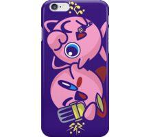 A Dangerous Duet (Dark Shirt / Purple Version) iPhone Case/Skin