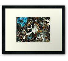 533 Framed Print