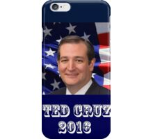 Ted Cruz for President 2016 iPhone Case/Skin