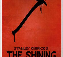 The Shining - MINIMAL DESIGN by doughballdesign