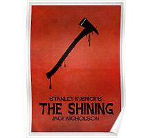 The Shining - MINIMAL DESIGN Poster