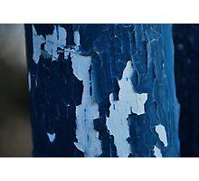 Peeling away II  Photographic Print