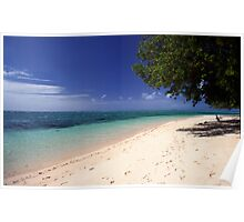 an unbelievable Marshall Islands landscape Poster