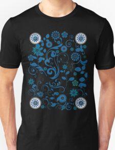 flower garden T-shirt T-Shirt