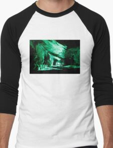 Photography Design Men's Baseball ¾ T-Shirt