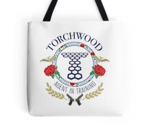 Torchwood - Agent in Training (Colour Version) Tote Bag