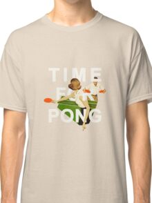 Time for Pong Classic T-Shirt