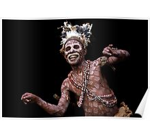 Cameroon Pygmy dance Poster