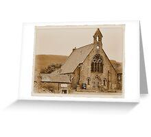 Congregational Church Greeting Card