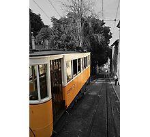 Tram - Lisbon Photographic Print