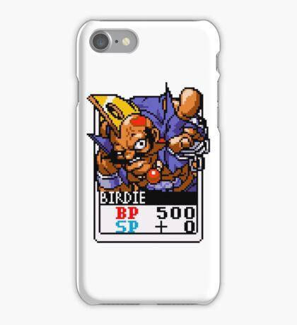 Birdie - Street Fighter iPhone Case/Skin
