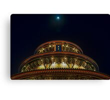 Temple of Heaven at Epcot's China Pavilion Canvas Print