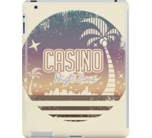 Sonic 2 - Casino Night Zone (Distressed) iPad Case/Skin