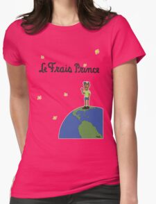 Le Frais Prince (Day) Womens Fitted T-Shirt