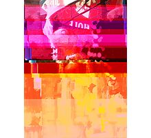 New York Glitch 11 Photographic Print
