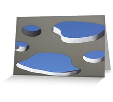 Architectural Sky Greeting Card