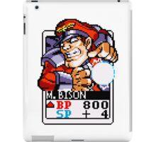 M. Bison iPad Case/Skin