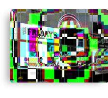 New York Cube 3 Canvas Print