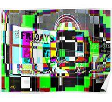 New York Cube 3 Poster