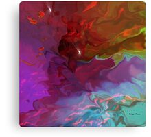 Deep Thoughts - Abstract  Art + Products Design  Canvas Print