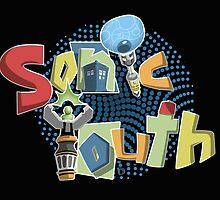 Sonic Youth by Douggiedoo